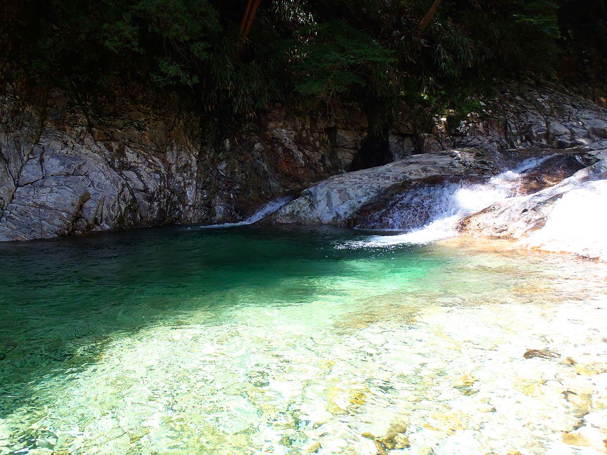 一つ目の滝