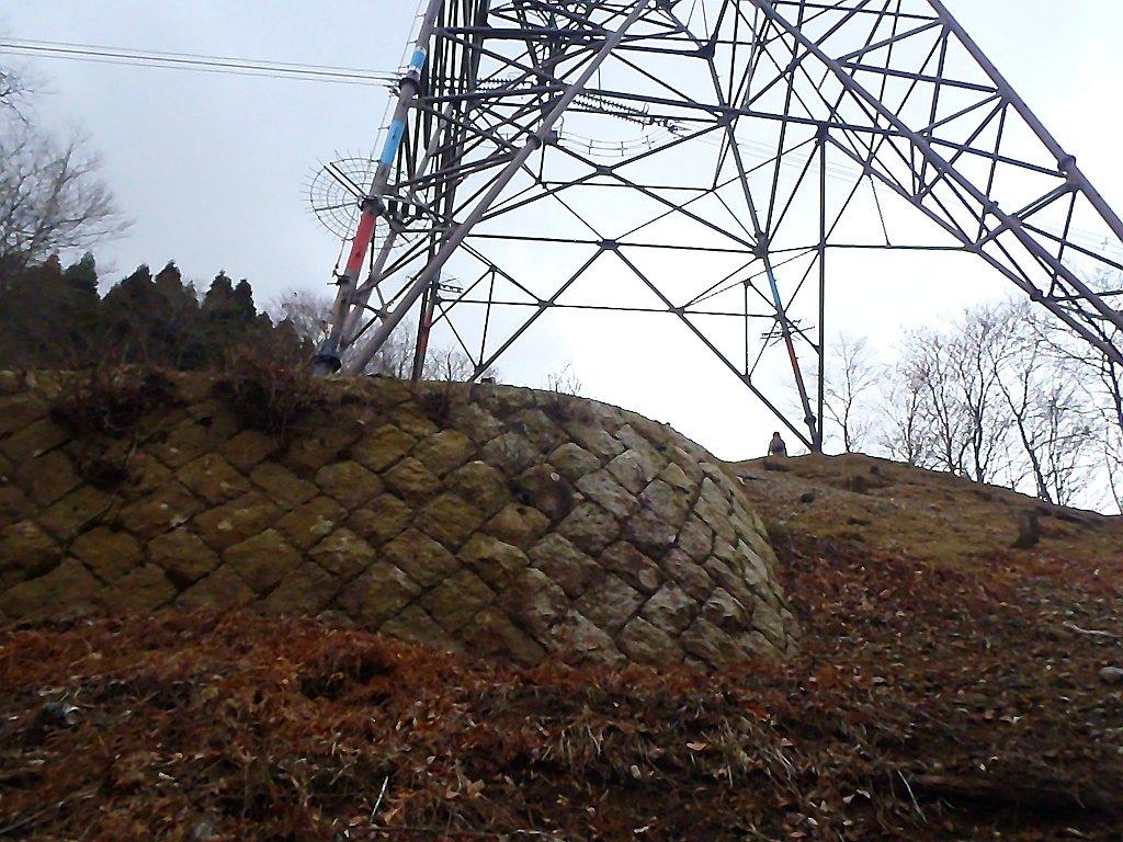二本目の鉄塔