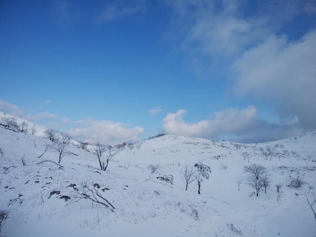 もう少し雪があればもっとよかったか。でもこれでも十分