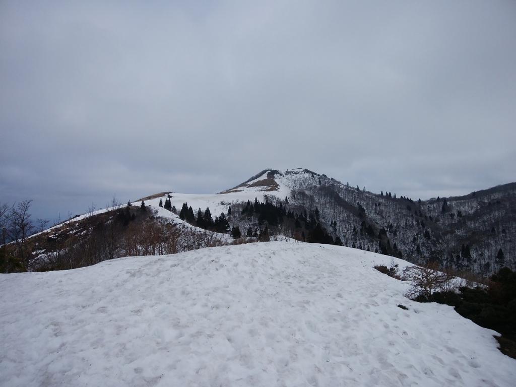 武奈ヶ岳はまだ遠いなぁ