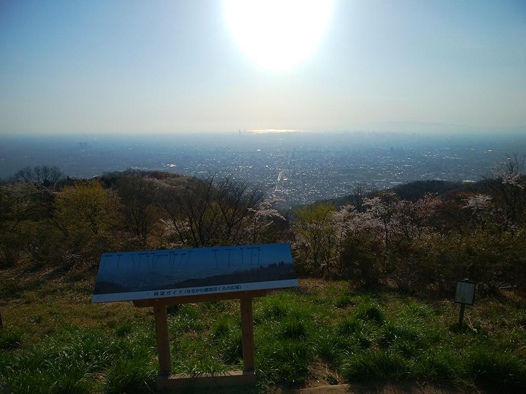 昼間の景色