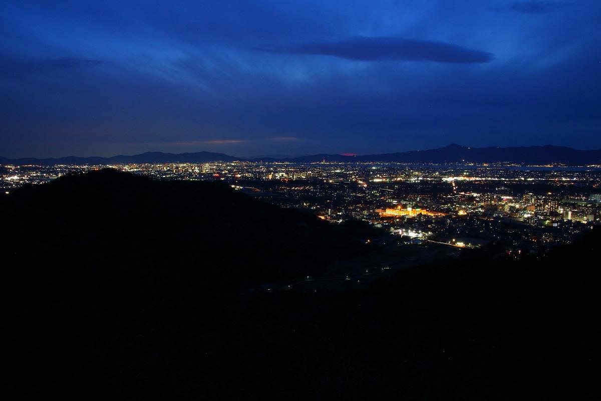 田中山夜景1