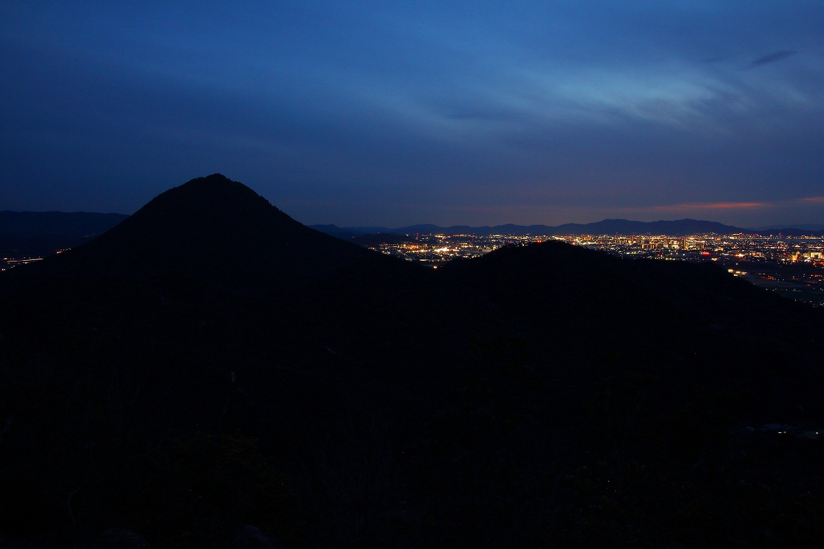 田中山夜景2