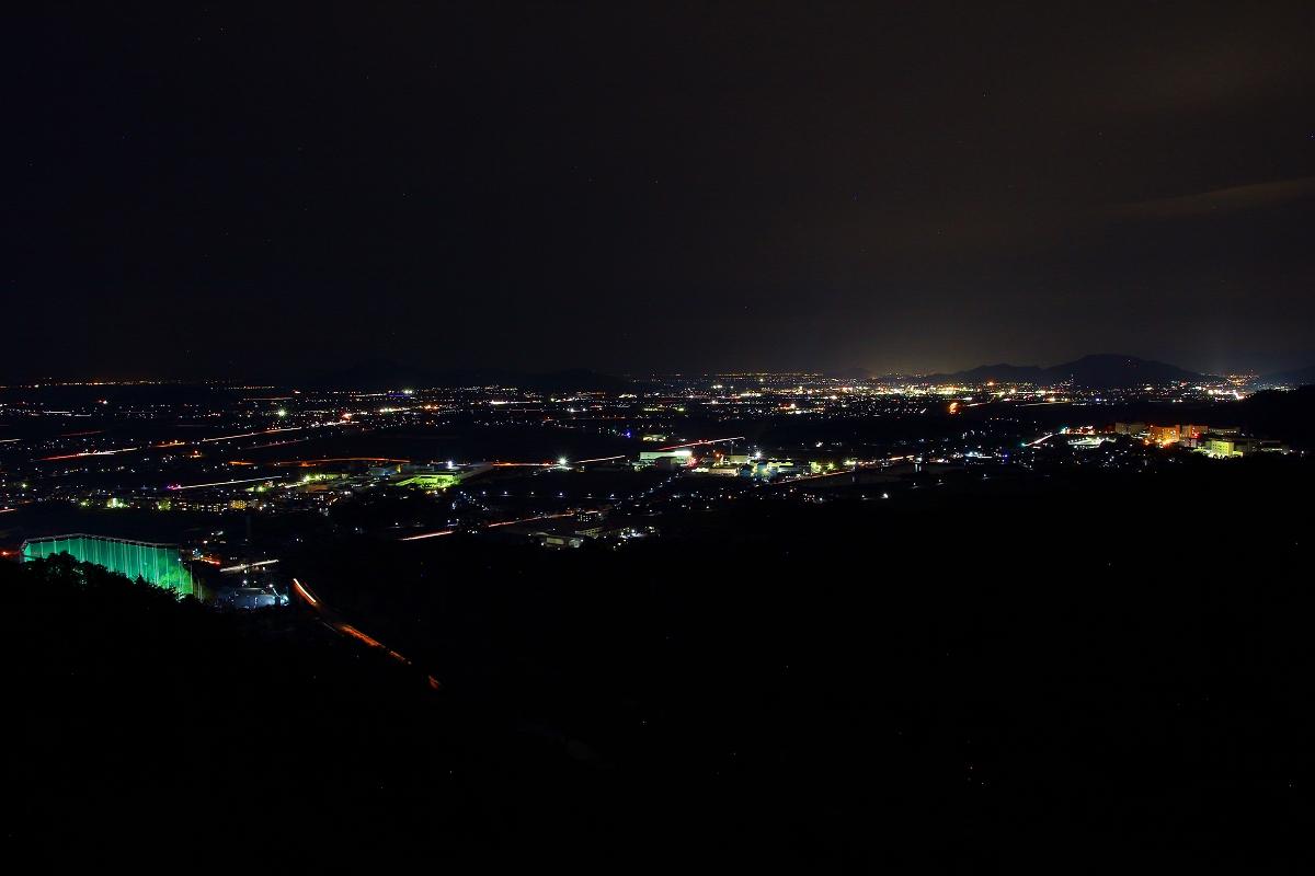 田中山夜景3