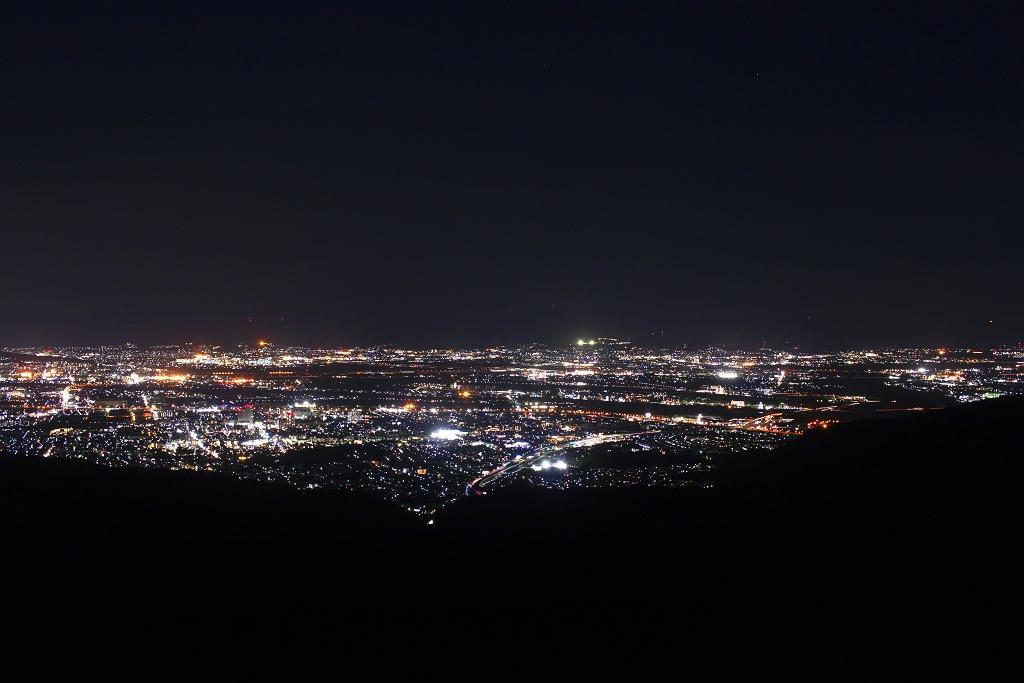 釈迦岳見晴台