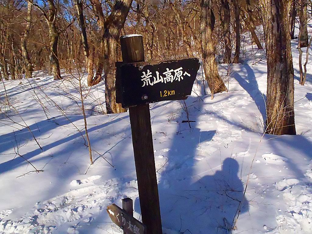 赤城・鍋割山4
