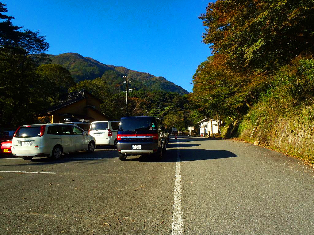 鈴鹿・釈迦ヶ岳1