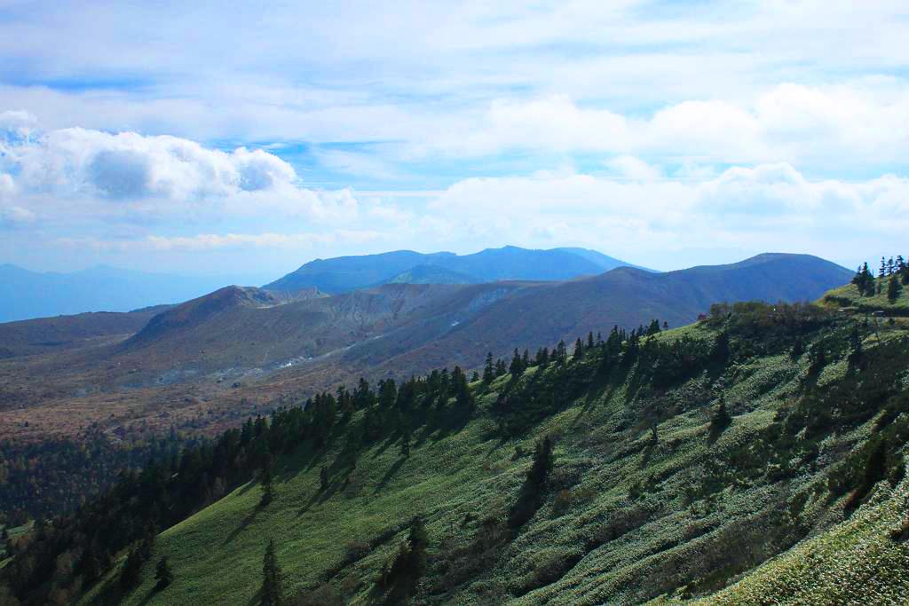 草津白根山1