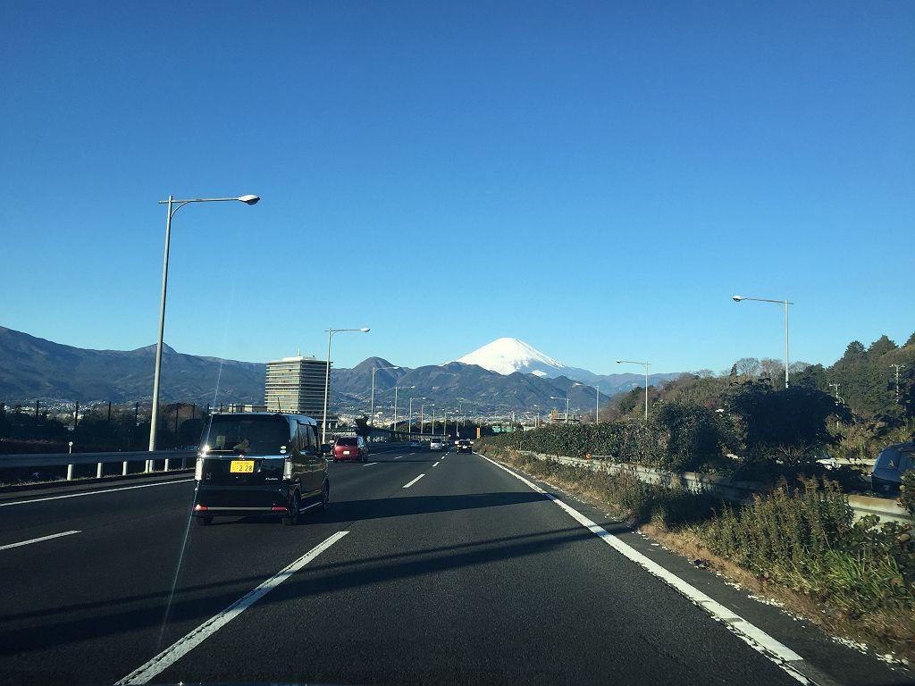三つ峠山1